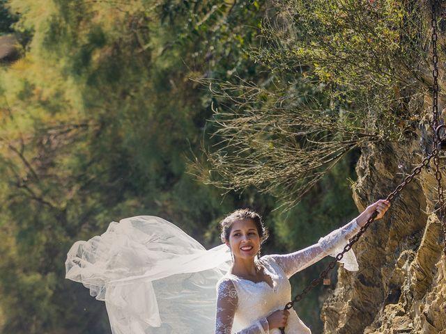 La boda de Arkaitz y Rafaela en Laguardia, Álava 24