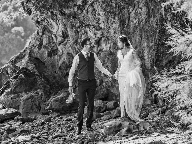 La boda de Arkaitz y Rafaela en Laguardia, Álava 26