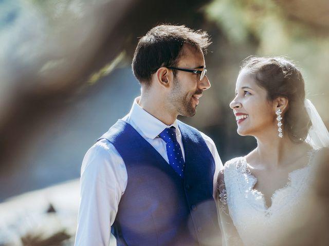 La boda de Arkaitz y Rafaela en Laguardia, Álava 27