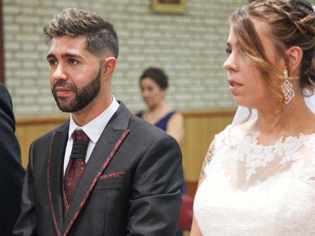 La boda de Beatriz y Iñaki en Toledo, Toledo 1