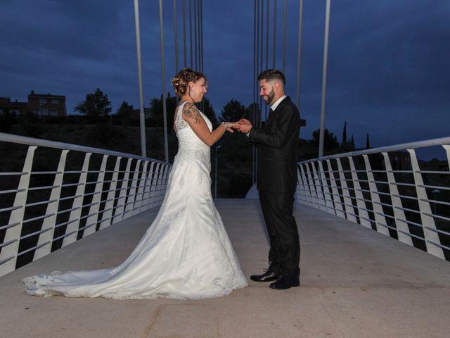 La boda de Beatriz y Iñaki en Toledo, Toledo 6
