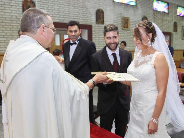 La boda de Beatriz y Iñaki en Toledo, Toledo 8