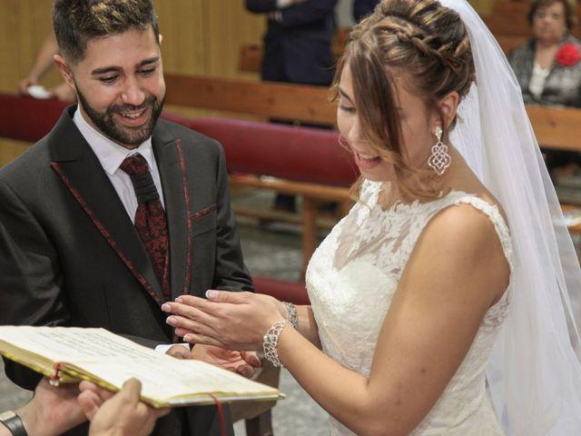 La boda de Beatriz y Iñaki en Toledo, Toledo 10