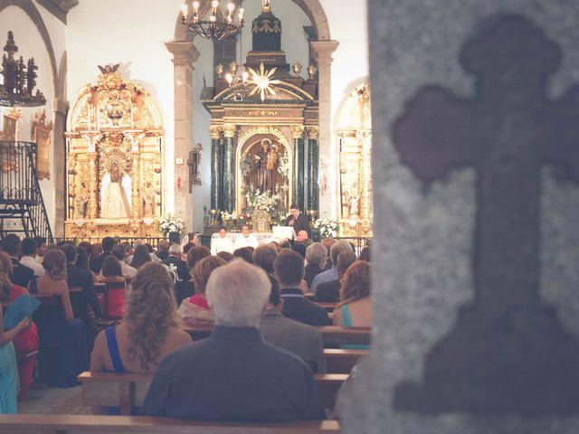 La boda de Fernando y Bárbara en El Tiemblo, Ávila 38