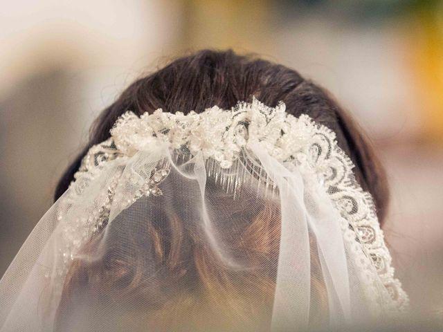 La boda de Fernando y Bárbara en El Tiemblo, Ávila 43