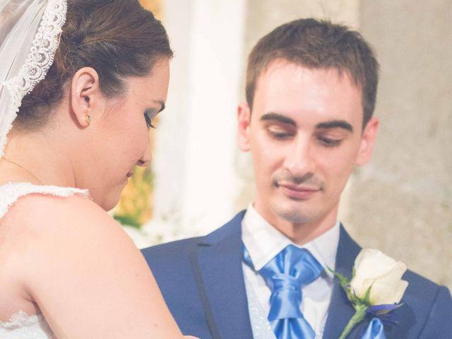 La boda de Fernando y Bárbara en El Tiemblo, Ávila 47