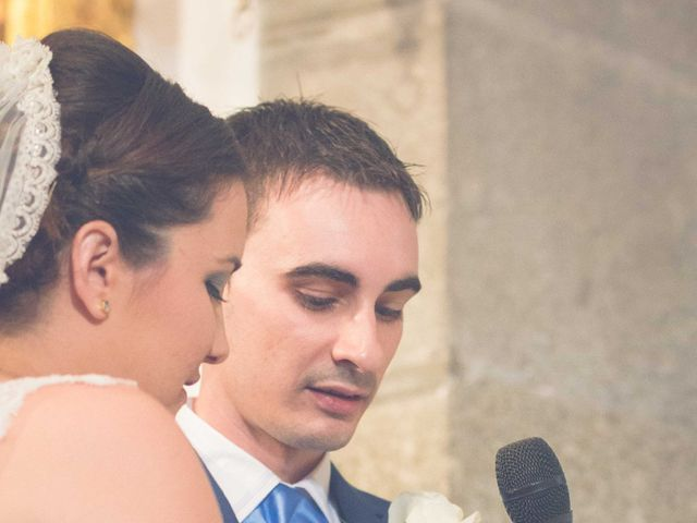 La boda de Fernando y Bárbara en El Tiemblo, Ávila 48