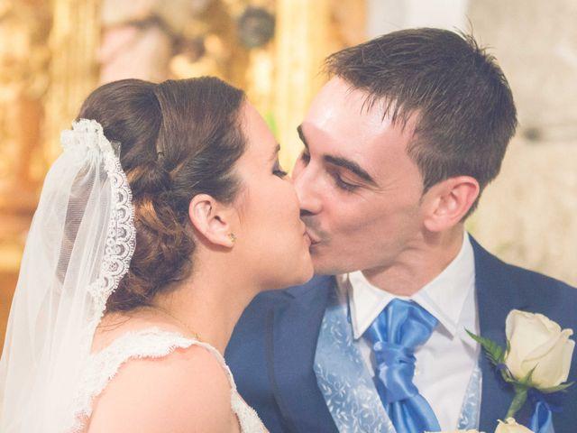 La boda de Fernando y Bárbara en El Tiemblo, Ávila 51
