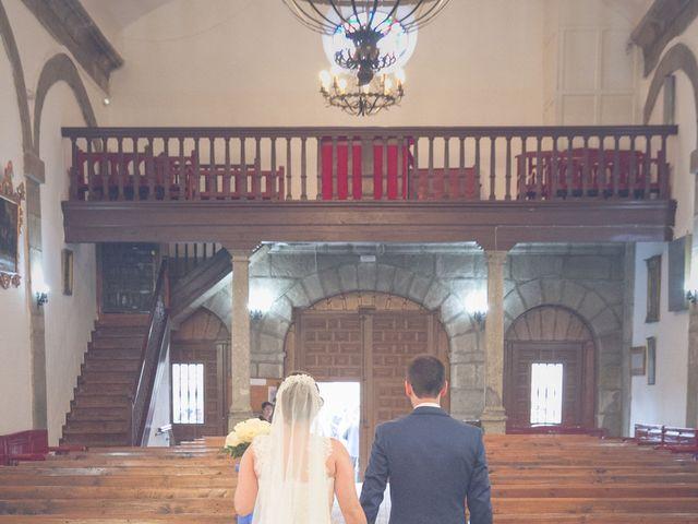 La boda de Fernando y Bárbara en El Tiemblo, Ávila 52