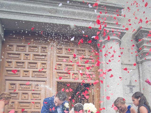 La boda de Fernando y Bárbara en El Tiemblo, Ávila 53