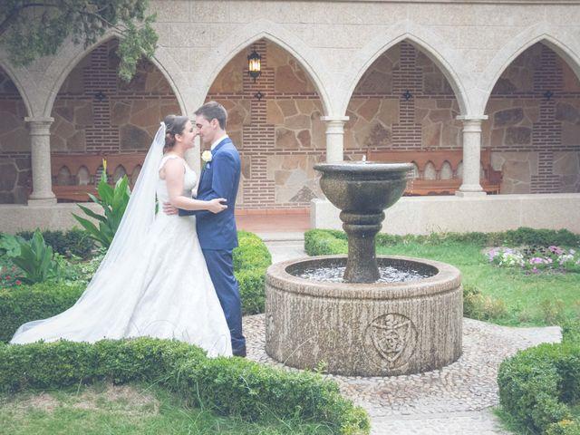 La boda de Fernando y Bárbara en El Tiemblo, Ávila 59