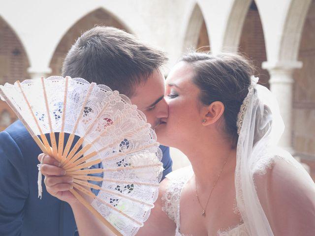 La boda de Fernando y Bárbara en El Tiemblo, Ávila 60