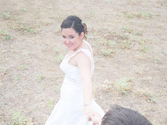 La boda de Fernando y Bárbara en El Tiemblo, Ávila 64