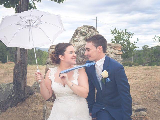 La boda de Fernando y Bárbara en El Tiemblo, Ávila 1