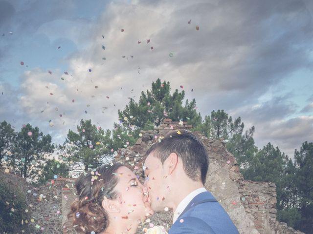 La boda de Fernando y Bárbara en El Tiemblo, Ávila 65