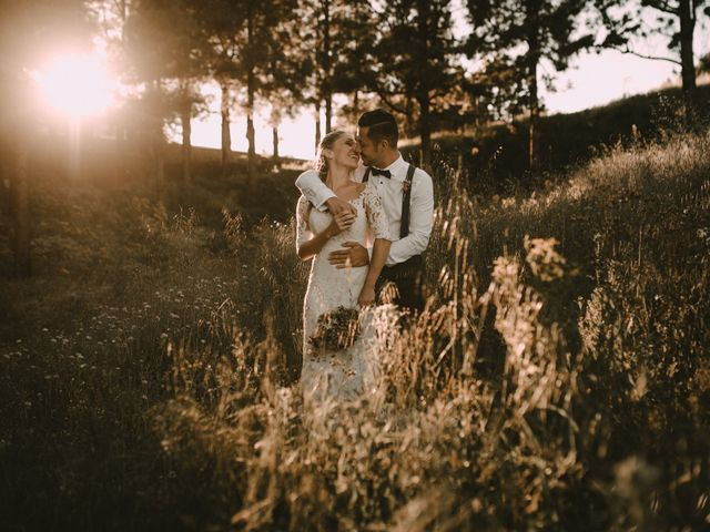 La boda de Ahinoa y Jose
