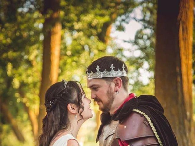 La boda de Juan y Mariluz en Saelices, Cuenca 1