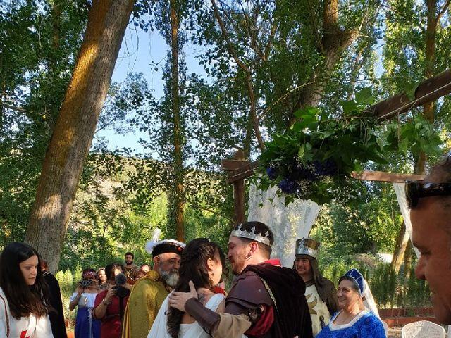 La boda de Juan y Mariluz en Saelices, Cuenca 3