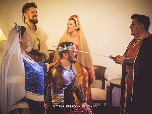 La boda de Juan y Mariluz en Saelices, Cuenca 4
