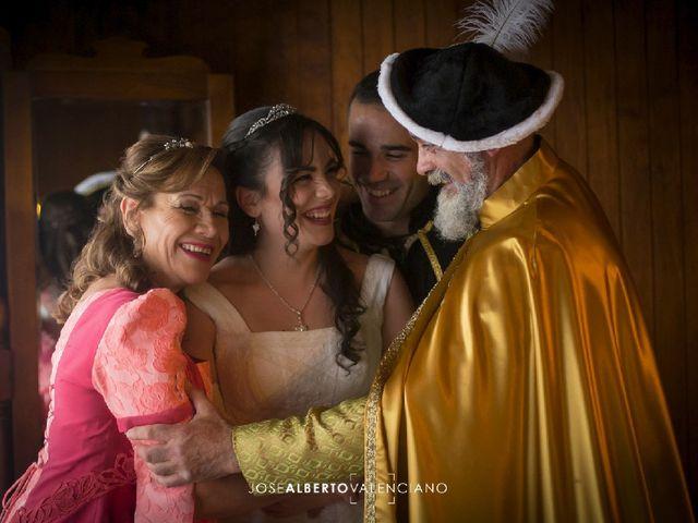 La boda de Juan y Mariluz en Saelices, Cuenca 5