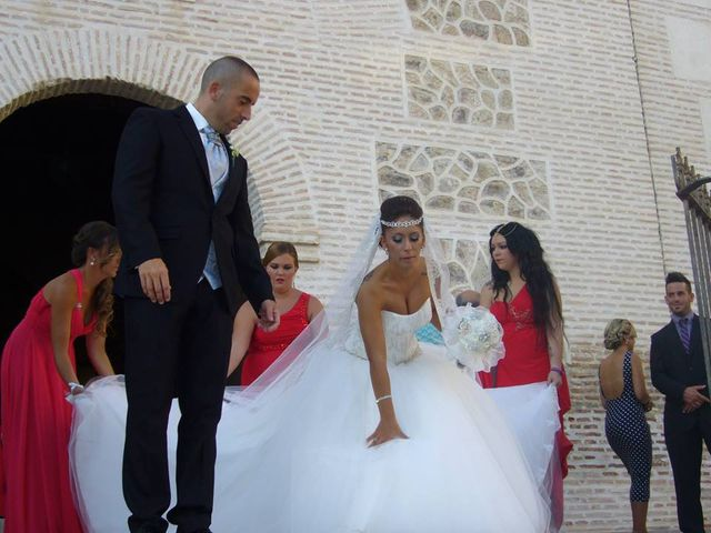 La boda de Lydia y Jose en Atarfe, Granada 1