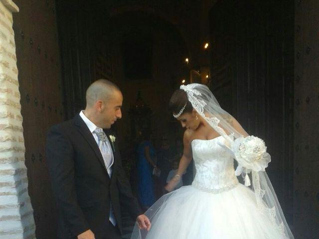La boda de Lydia y Jose en Atarfe, Granada 9