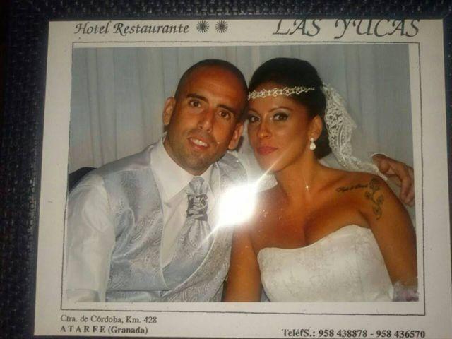 La boda de Lydia y Jose en Atarfe, Granada 11