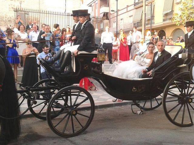 La boda de Lydia y Jose en Atarfe, Granada 13