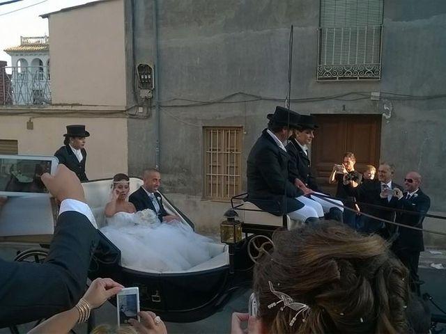 La boda de Lydia y Jose en Atarfe, Granada 16