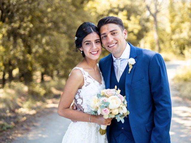 La boda de Keivan y Priya