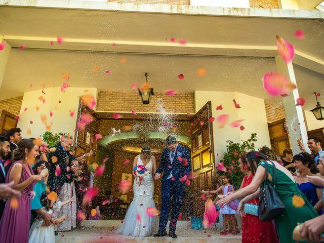 La boda de Daniel y Iris en Málaga, Málaga 6