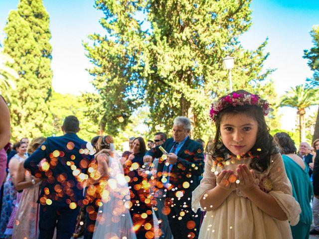 La boda de Daniel y Iris en Málaga, Málaga 7