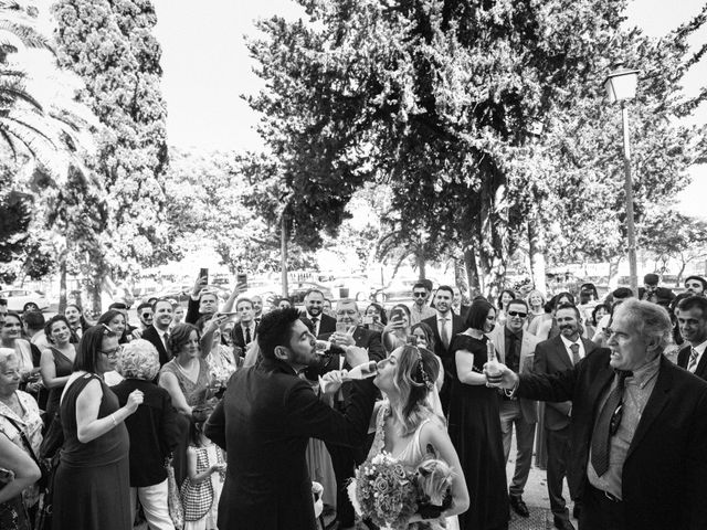 La boda de Daniel y Iris en Málaga, Málaga 8
