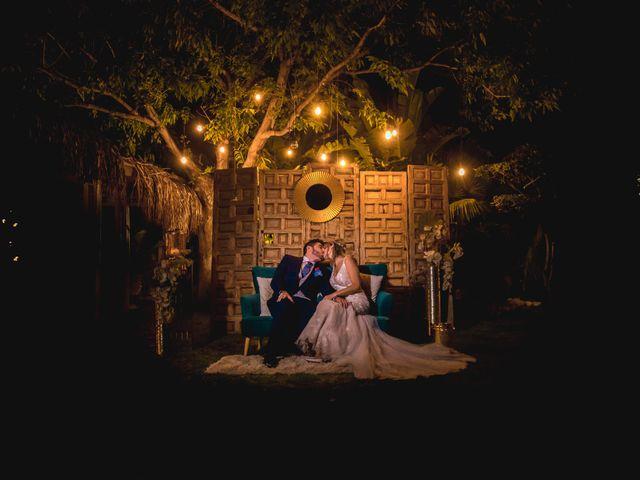 La boda de Iris y Daniel
