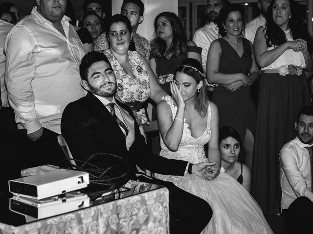 La boda de Daniel y Iris en Málaga, Málaga 35