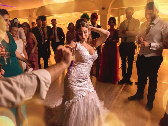 La boda de Daniel y Iris en Málaga, Málaga 45