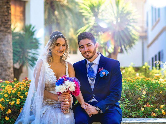 La boda de Daniel y Iris en Málaga, Málaga 68