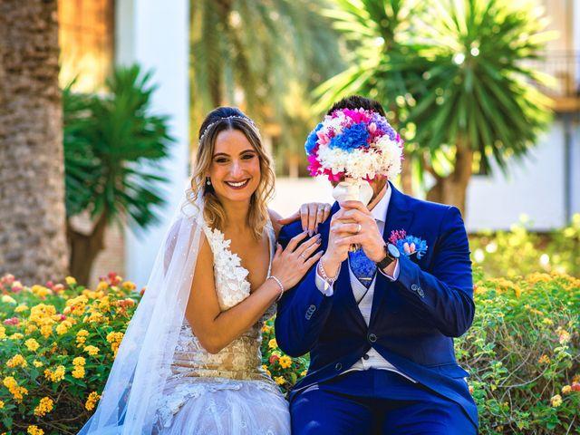 La boda de Daniel y Iris en Málaga, Málaga 69