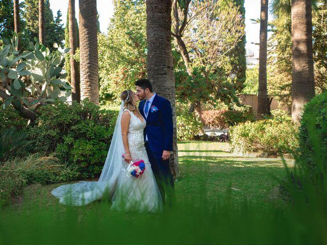 La boda de Daniel y Iris en Málaga, Málaga 70