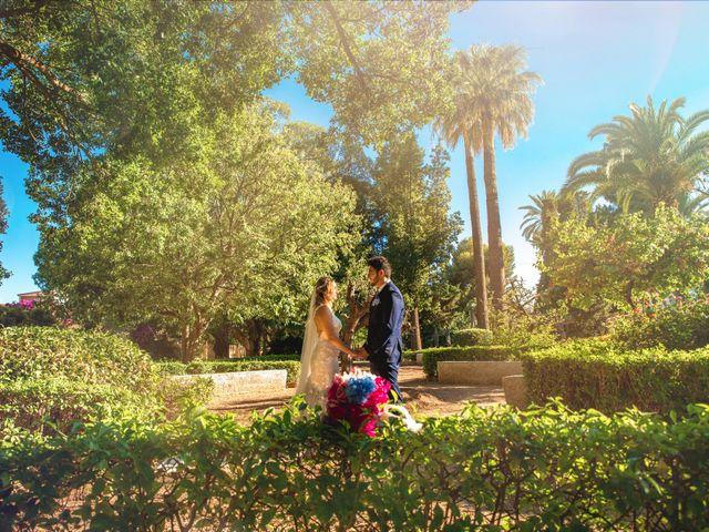 La boda de Daniel y Iris en Málaga, Málaga 74