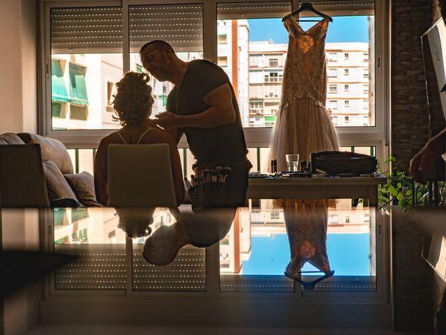 La boda de Daniel y Iris en Málaga, Málaga 93