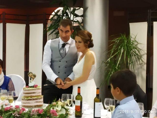 La boda de María Ángeles  y Diego