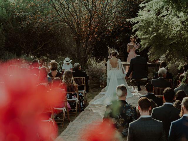 La boda de Belén  y Jack