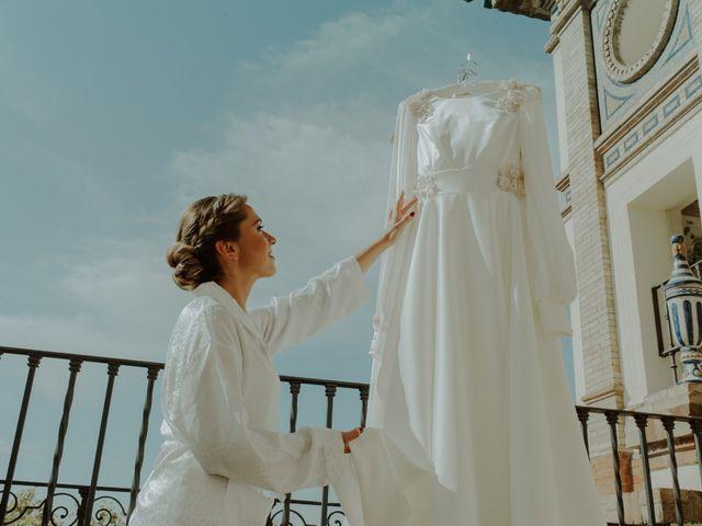 La boda de Jack y Belén  en Sevilla, Sevilla 12