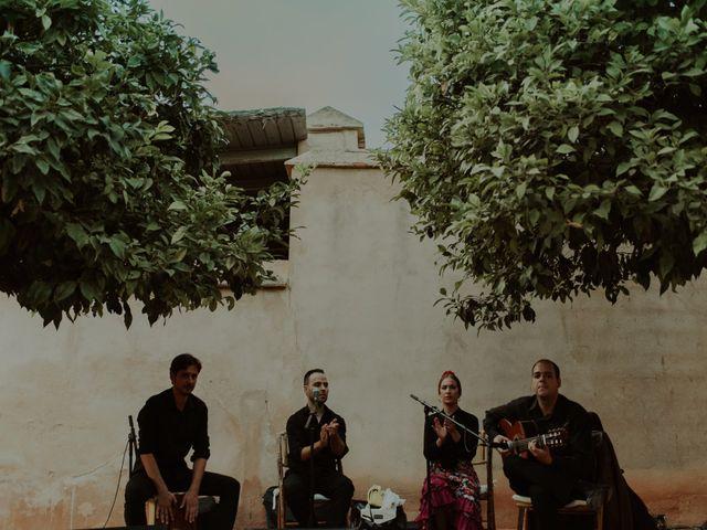 La boda de Jack y Belén  en Sevilla, Sevilla 13