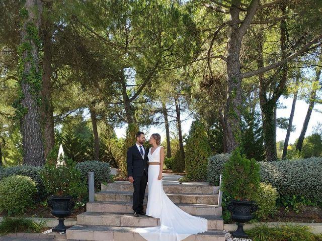 La boda de Salva y Paula en Bocairent, Valencia 3