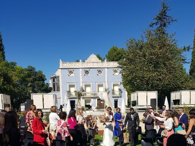 La boda de Salva y Paula en Bocairent, Valencia 7