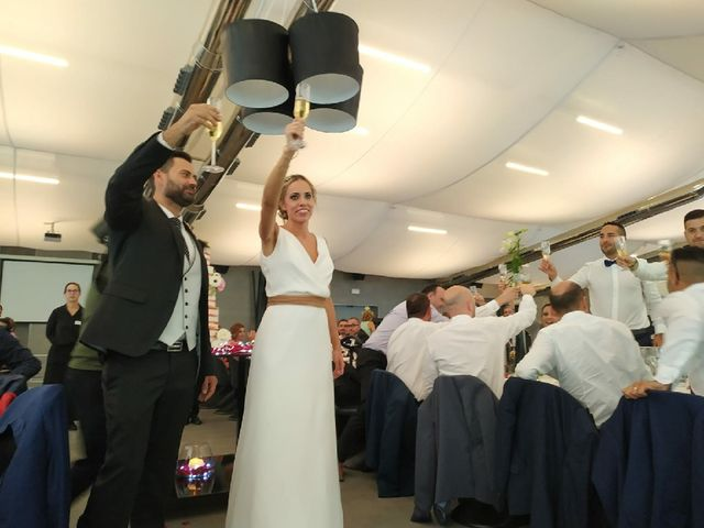 La boda de Paula y Salva
