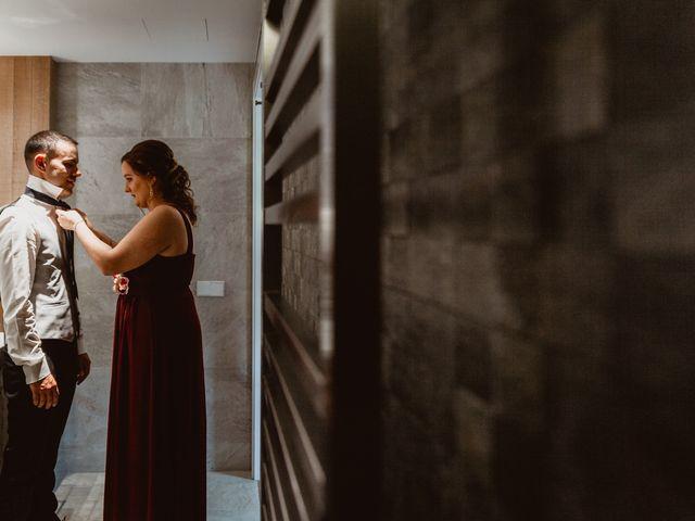 La boda de Arkaitz y Lorena en Yanci/igantzi, Navarra 12