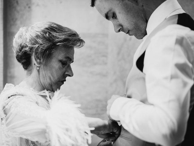 La boda de Arkaitz y Lorena en Yanci/igantzi, Navarra 15